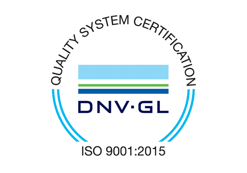 Logo Quality System Certification