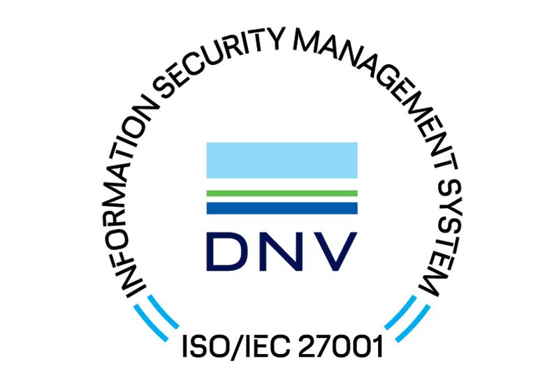 ISO 27001 logotype