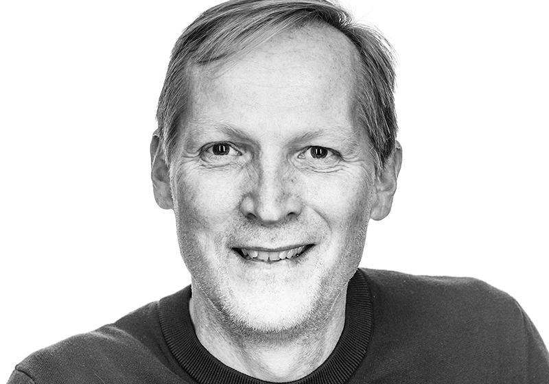 Photo of Niels Højgaard Nielsen, Chief Compliance Officer at IST.